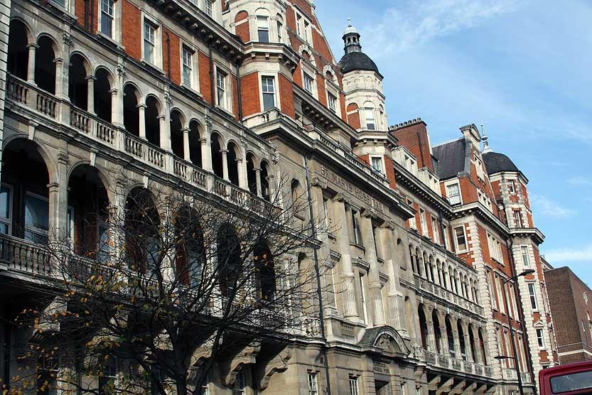St Mary's Hospital Original